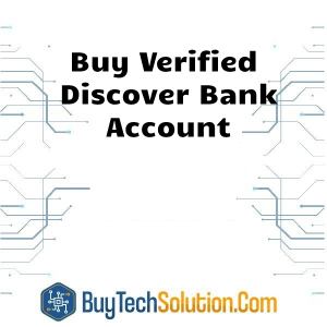 Buy Discover Bank Account,