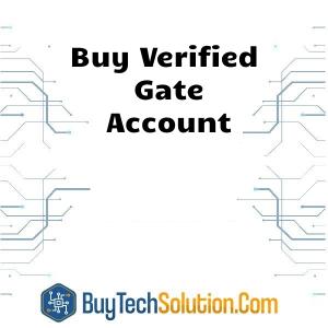 Buy Gate.io Account
