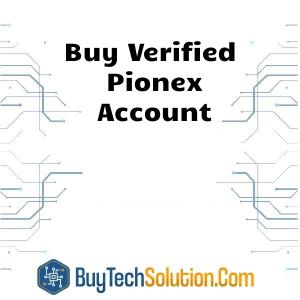Buy Pionex Account