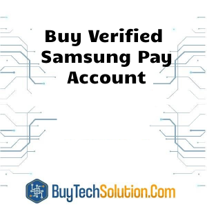 Buy Samsung Pay Account