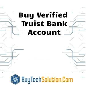 Buy Truist Bank Account